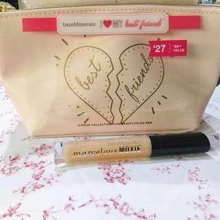 REPRICED‼️ Bare Minerals Lip Gloss + Kit
