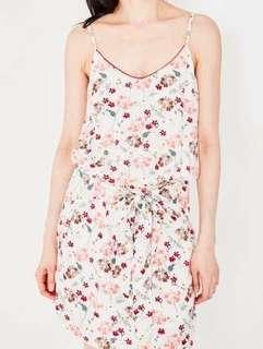 SALE!!! PROMOD FLORAL DRESS