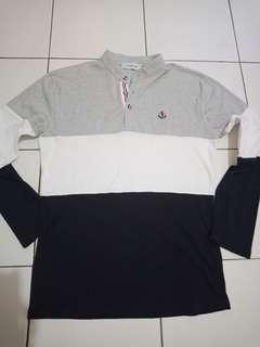 Moncler Long Sleeve Authentic