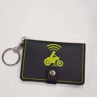 Gojek dompet stnk gantungan kunci