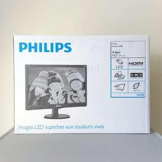 Philips LED Monitor 18.5 Inch with HDMI Input