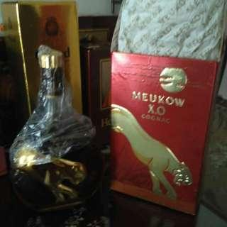 Vintage And Collectible Antique Hard Liquor