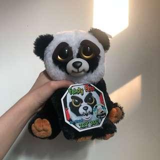 🚚 Frelsty pets 熊貓 變臉娃娃