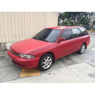 自售 1996年 三菱 Libero 紅色