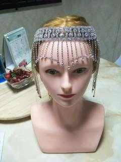 Arab Face Cover Bridal Niqap