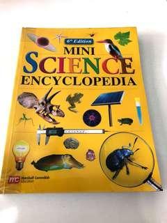 🚚 Mini Science Encyclopedia 6th Edition