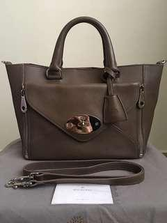 Mulberry Willow Small Tote in Taupe