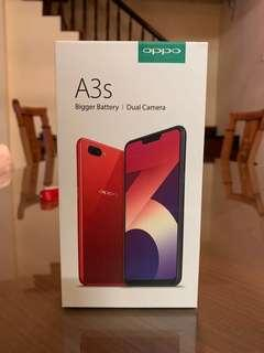 Oppo A3s Dual Camera Phone BRAND NEW