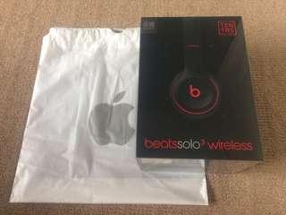 Dr Dre wireless beats solo 3