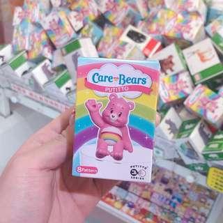 Care bears figure 公仔