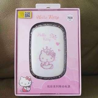 Hello kitty 7500mah powerbank