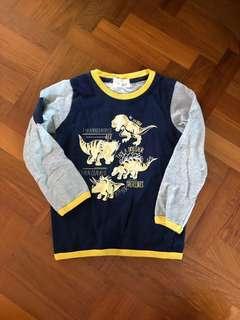 🚚 Dinosaur Sweater