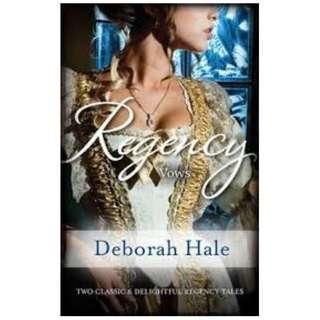 Regency Vows by Deborah Hale