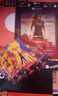 Captain Marvel Block Screening