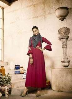 🚚 Designer Kurtis with scarves