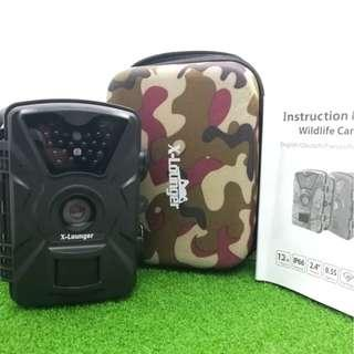 X-Lounger Wildlife Camera