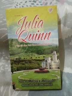 Novel how to marry a marquis by julia quinn