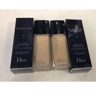 <全新正品> Dior - forever foundation (30ml) - $282
