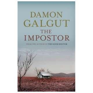 The imposter by Damon Galgut