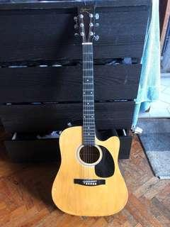 🚚 Craftsman Acoustic Guitar