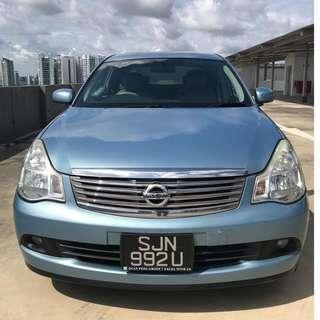 RENTAL NISSAN SYLPHY 1.5 4AT