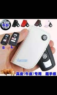 🚚 High quality leather key pouch for BMW 1/2/3/4/5/6/7 series