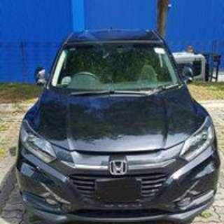 Honda Vezel for Lease