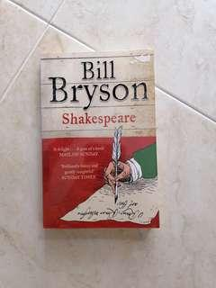 🚚 Bill Bryson Shakespeare