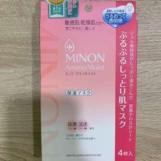 🚚 全新Minon 保濕面膜