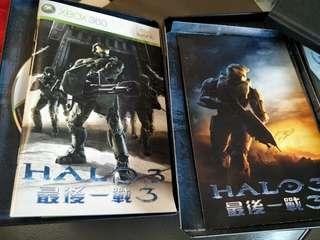 Xbox 360 Game HALO 3 COLLECTION Ed.