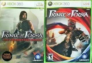 Xbox 360 Game Prince of Persia