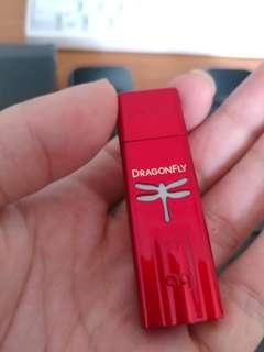 Audioquest dragonfly Red V1.7 (Latest firmware)