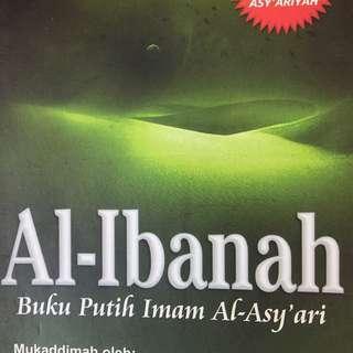 Al-Ibanah Karang Abu Hasan Al-Asyari