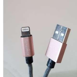 Usb cable charger for iphone 5 5s 6
