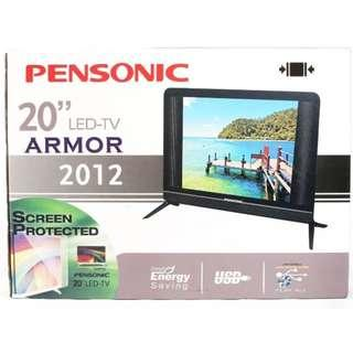 "Pensonic TV 20"" Inch LED 2012 Armor Television"