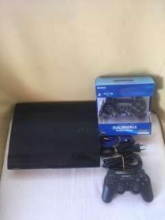 ps3 superslim 500 gb 20 games