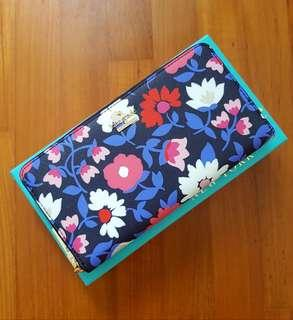 🚚 Kate Spade Cameron Street Daisy Lacey Large Wallet (Extremely Rare! Don't miss it!)