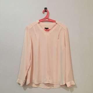 Blouse Pink / Atasan Pink
