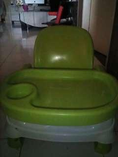 Preloved Bumbo Baby Seat