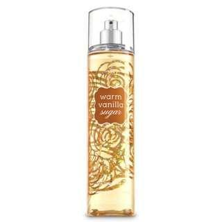 Bath and Body Works Warm Vanilla Sugar Fine Fragrance Mist 236mL
