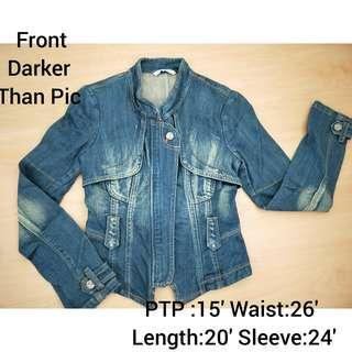 Bundle Deal Denim Jacket
