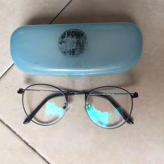 Kacamata Black Frame