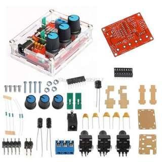 DIY Electronic Hobby Kit Soldering Waveform Generator PCB Board XR-2206