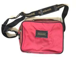 Reebok small red Sling Bag