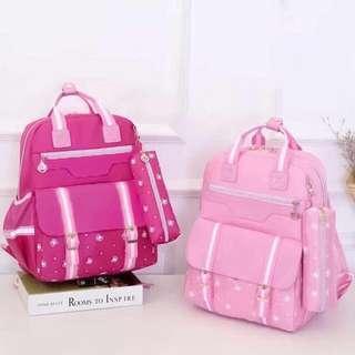 Kids Handbag-Backpack with Pencil case