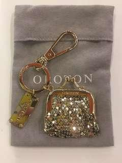 Authentic Oroton Keychain Coin Purse