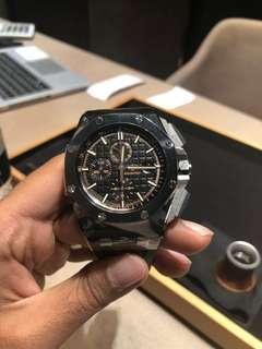 Audemars Piguet Royal Oak Offshore - Ceramic Novelty Ref. 26405CE.OO.A002CA.02