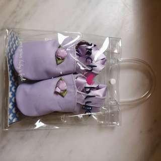 全新英國製真皮嬰兒幼兒鞋 baby shoes new made in uk leather