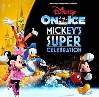 Disney on ice (mickey's celebration) kuala lumpur malaysia