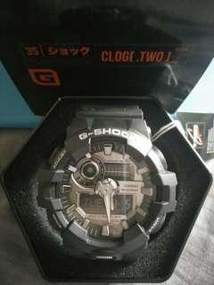 Brand New CASIO G-SHOCK 35th Anniversary Limited Edition #WE THE Gs Clog Two